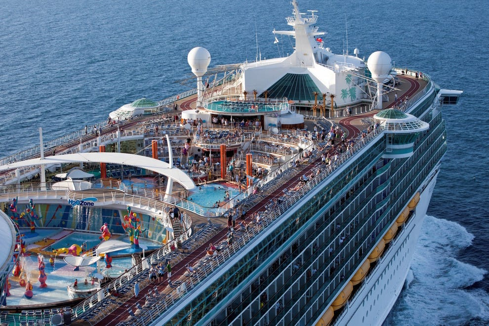 Best Cruise Ship For Families Winners 2015 10best Readers
