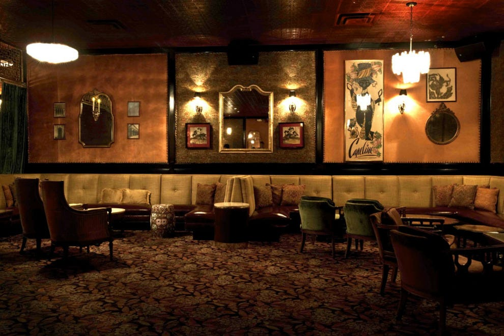 ... and Speakeasy-Style Cocktail Dens: Features Article by 10Best.com