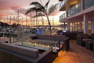 Los Angeles' Marina del Rey Hotel Begins Again