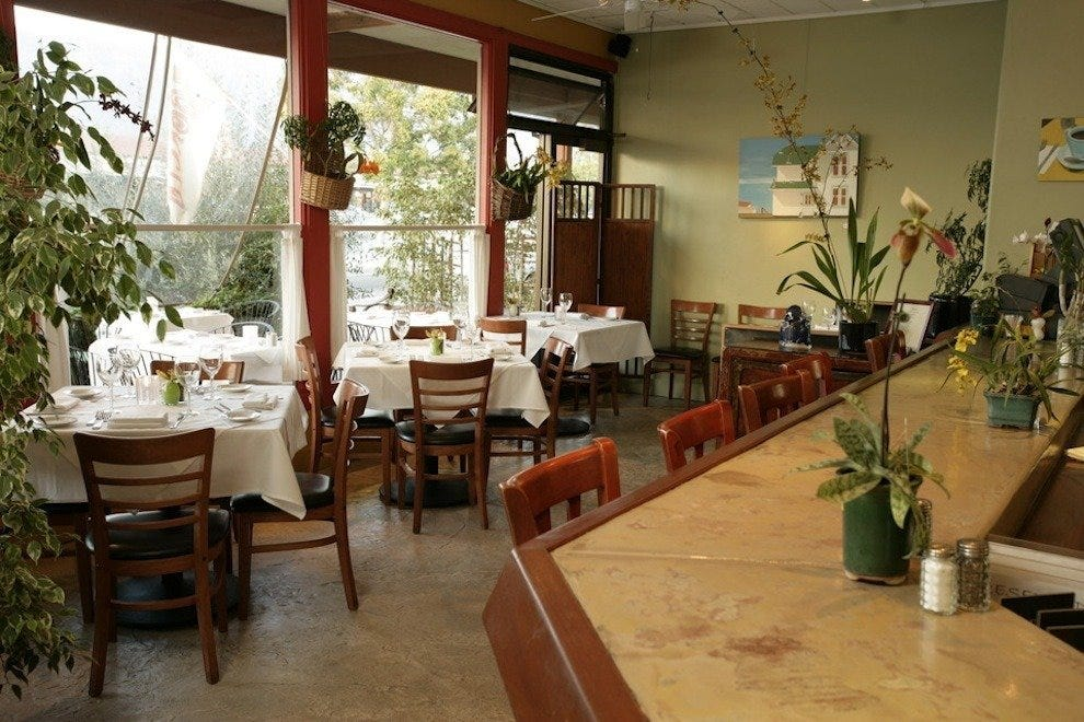 Food And Drink: Zookers Restaurant: Santa Barbara Restaurants Review