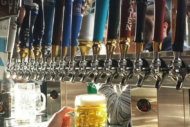 Bars in Washington