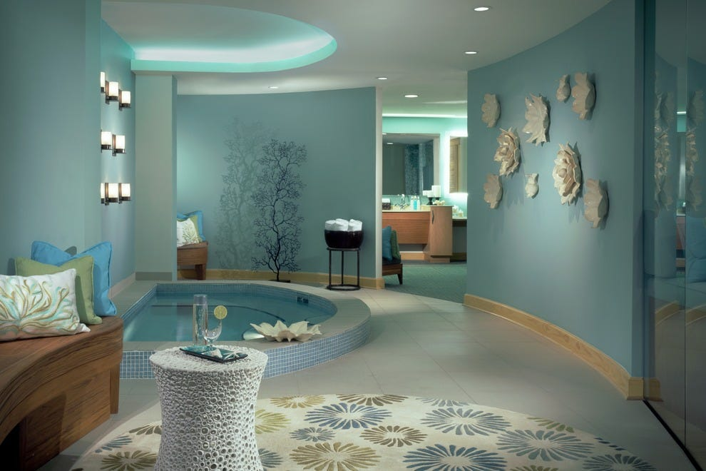 The Spa at One Ocean is an ocean-inspired retreat for the senses