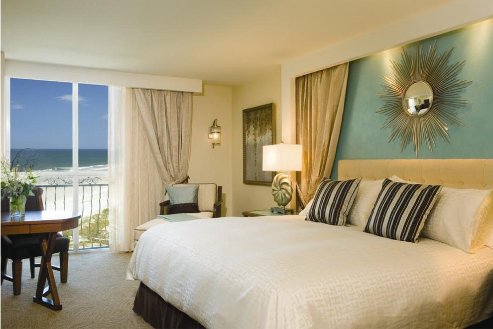 Oceanfront rooms showcase One Ocean's stunning views