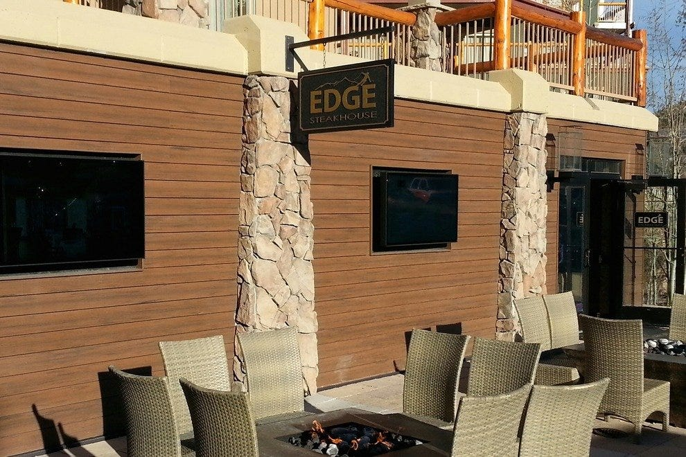 Edge Steakhouse @ The Canyons Resort