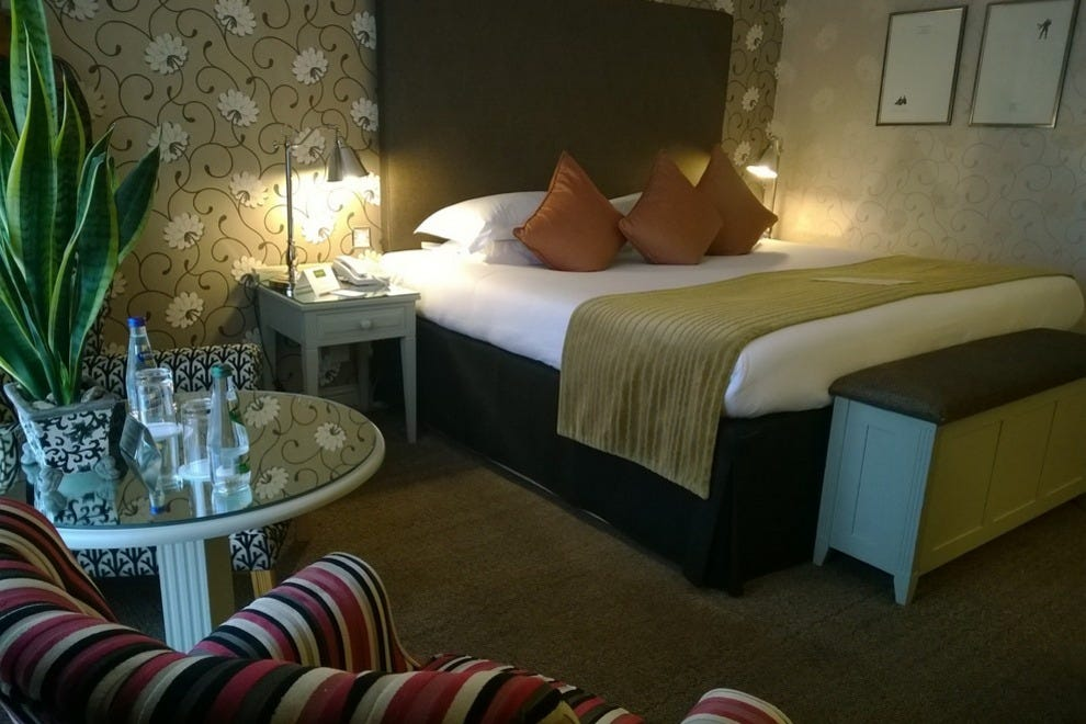 The chic and comfortable Brooks Hotel in Dublin