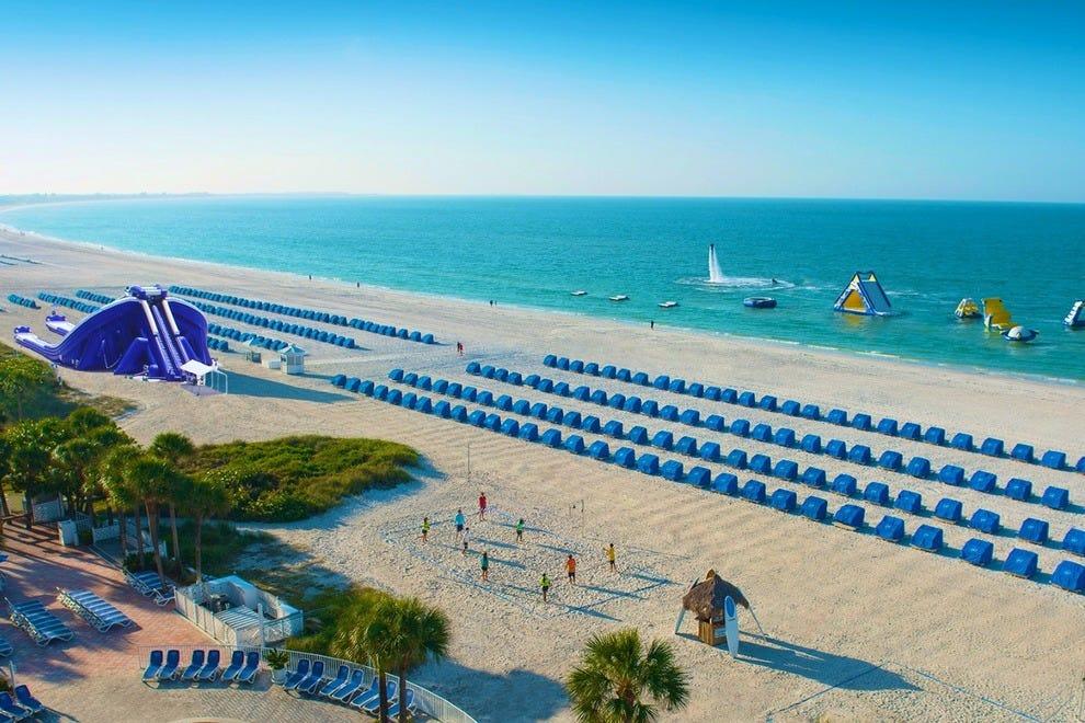 Beach Hotels Hotels In Tampa