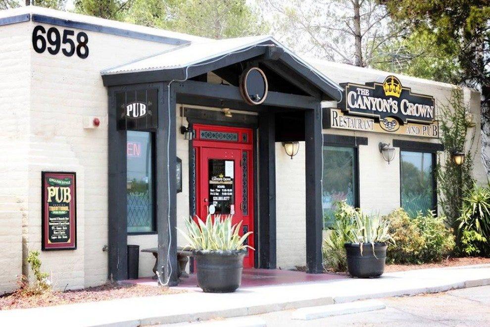 峡谷皇冠餐厅和酒吧