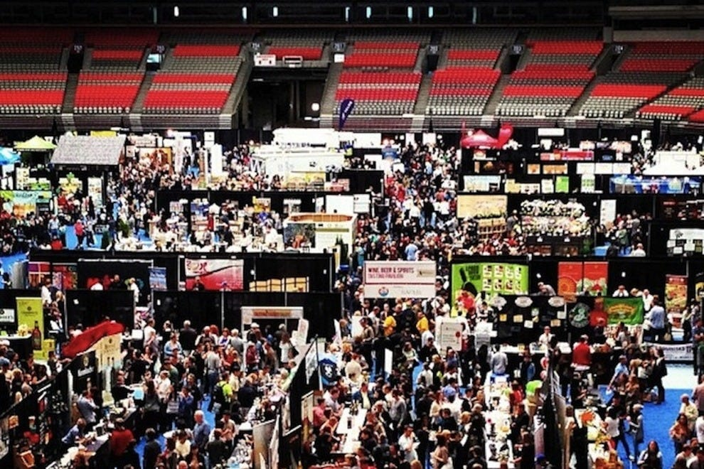 EAT! Vancouver takes over BC Place