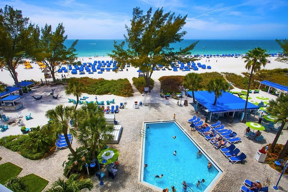 Guy Harvey Outpost A Tradewinds Beach Resort St Petersburg Clearwater Hotels Review