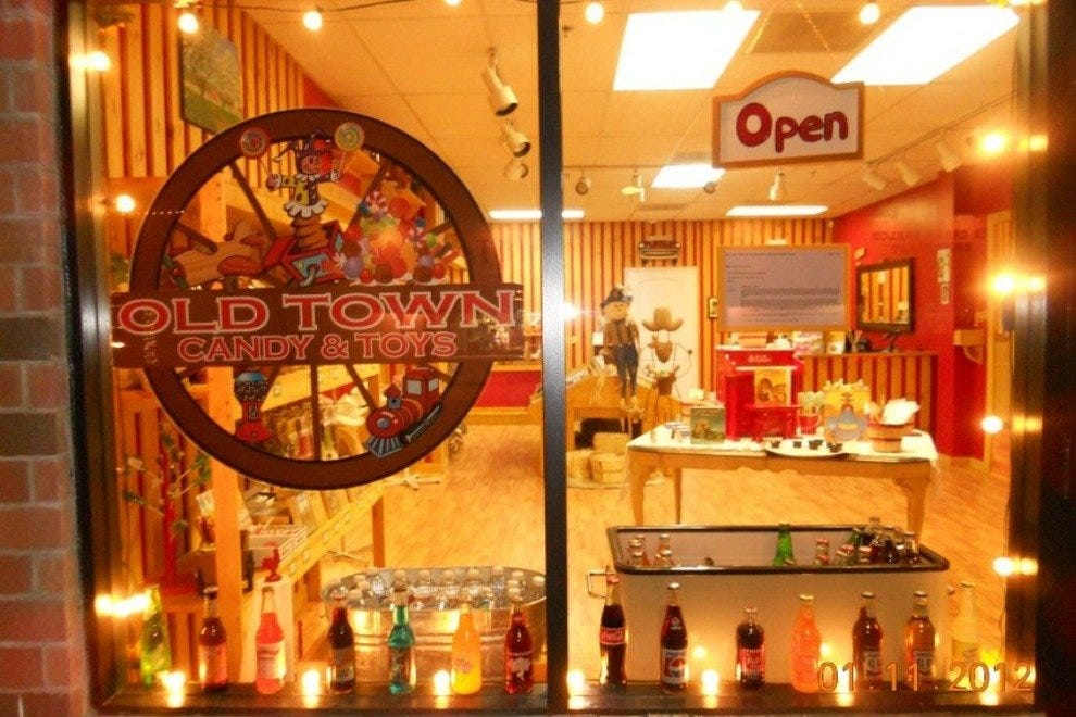 Old Town Candy and Toys
