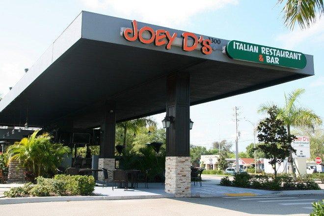 Joey D S Italian Restaurant Naples Restaurants Review