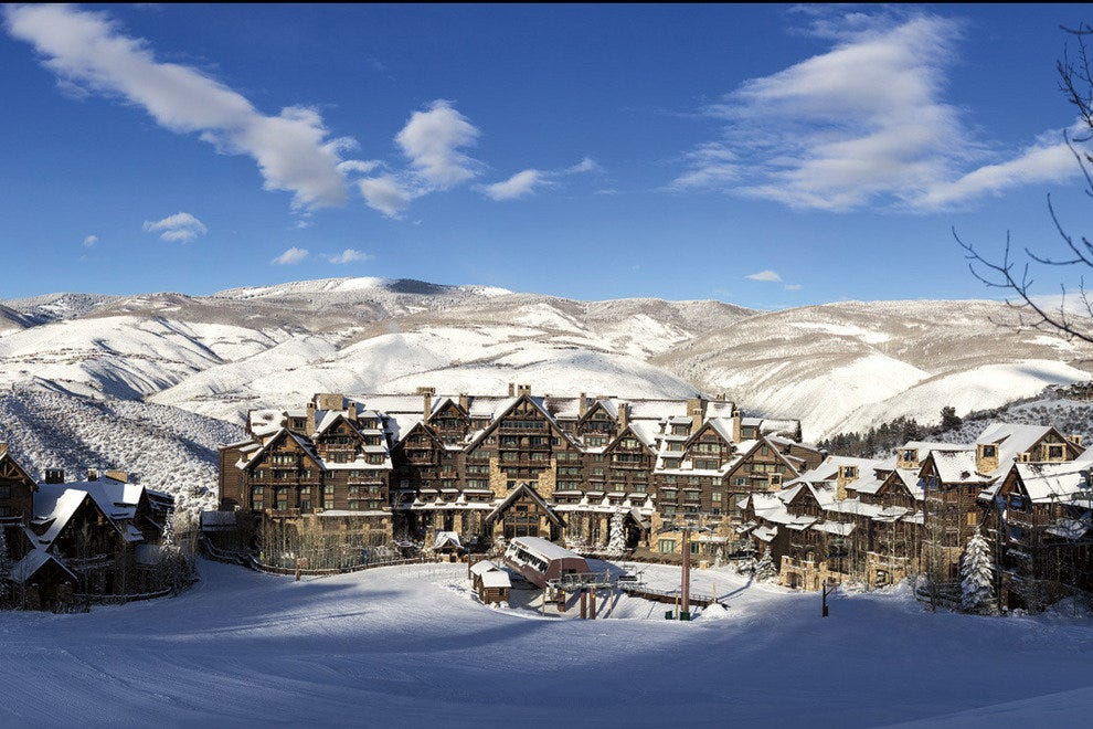 The Ritz-Carlton Bachelor Gulch is an oasis in the Colorado mountains