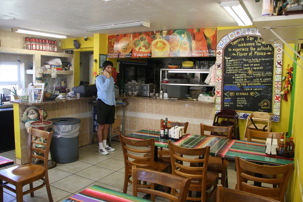 Taqueria San Julian Naples Restaurants Review 10best Experts And