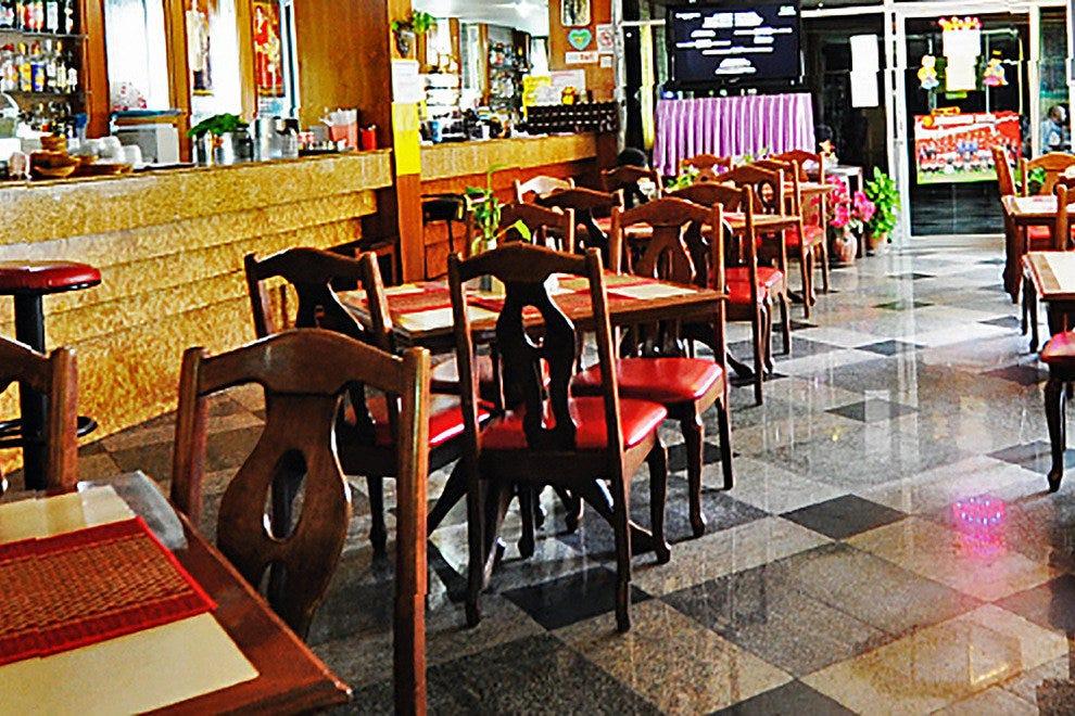 马莱咖啡店
