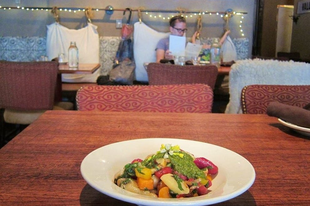 Bramble & Hare's scrumptious seasonal options in a relaxed setting