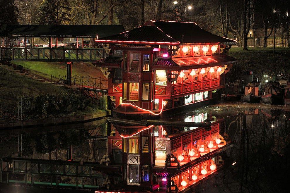 Feng shang princess london restaurants review 10best for Asian cuisine london
