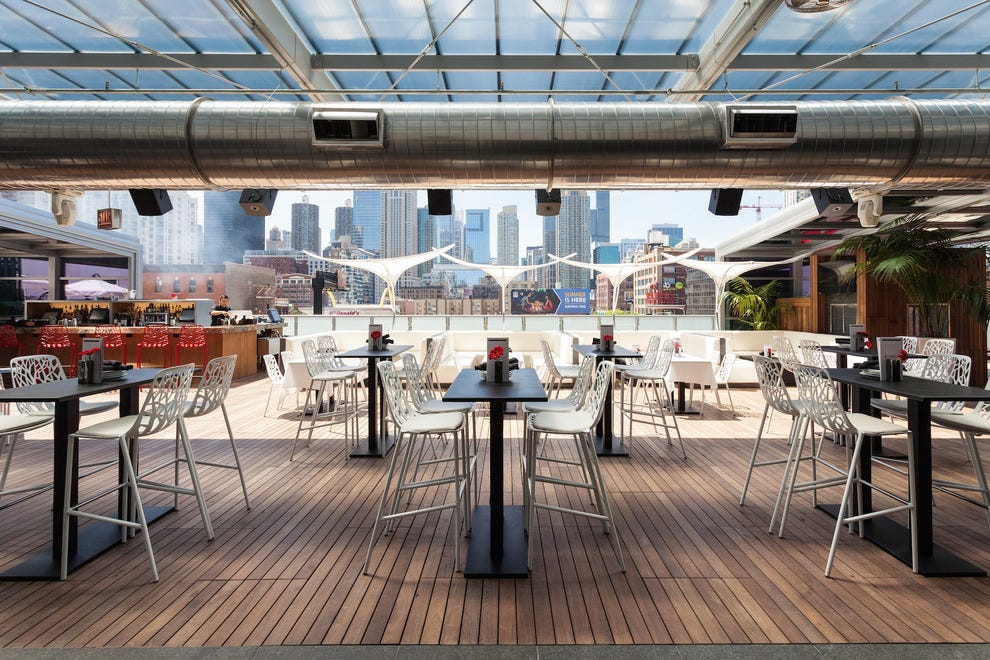 Best Hotel Rooftop Bar Winners: 2015 10Best Readers ...