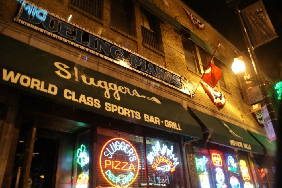 Sluggers World Class Sports Bar & Grill