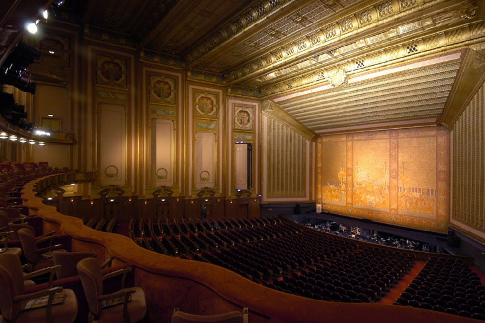 Lyric Opera Of Chicago Chicago Attractions Review