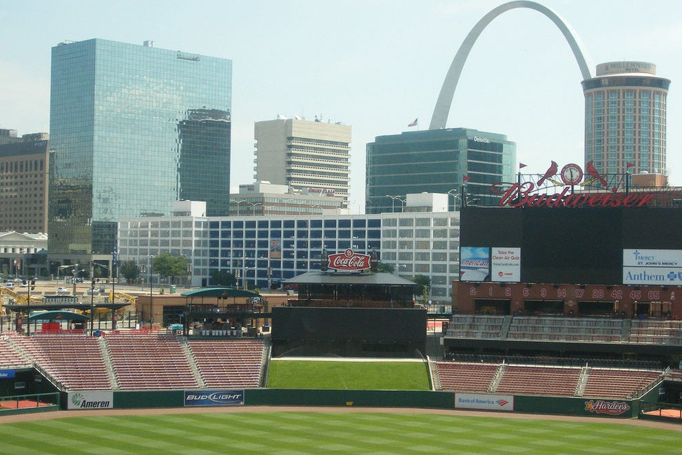 Busch Stadium, St. Louis