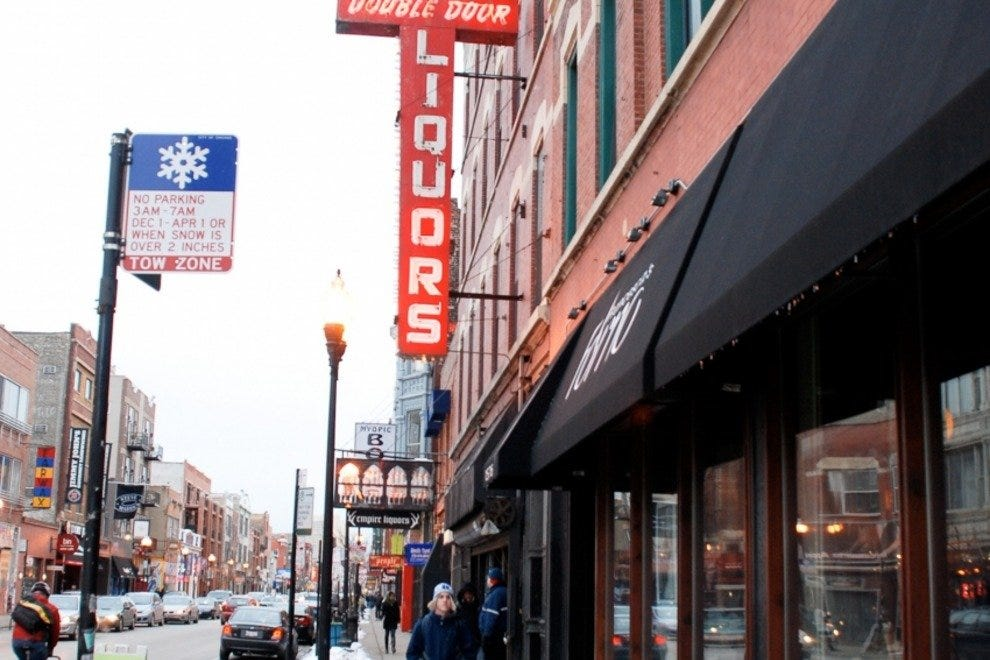 Double Door & Double Door: Chicago Nightlife Review - 10Best Experts and Tourist ...