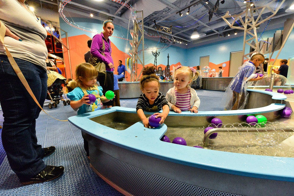 Discovery Children S Museum Las Vegas Attractions Review