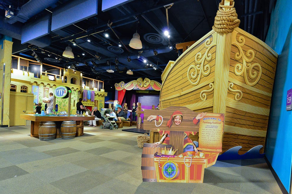 DISCOVERY Childrens Museum: Las Vegas Attractions Review - 10Best Expert...