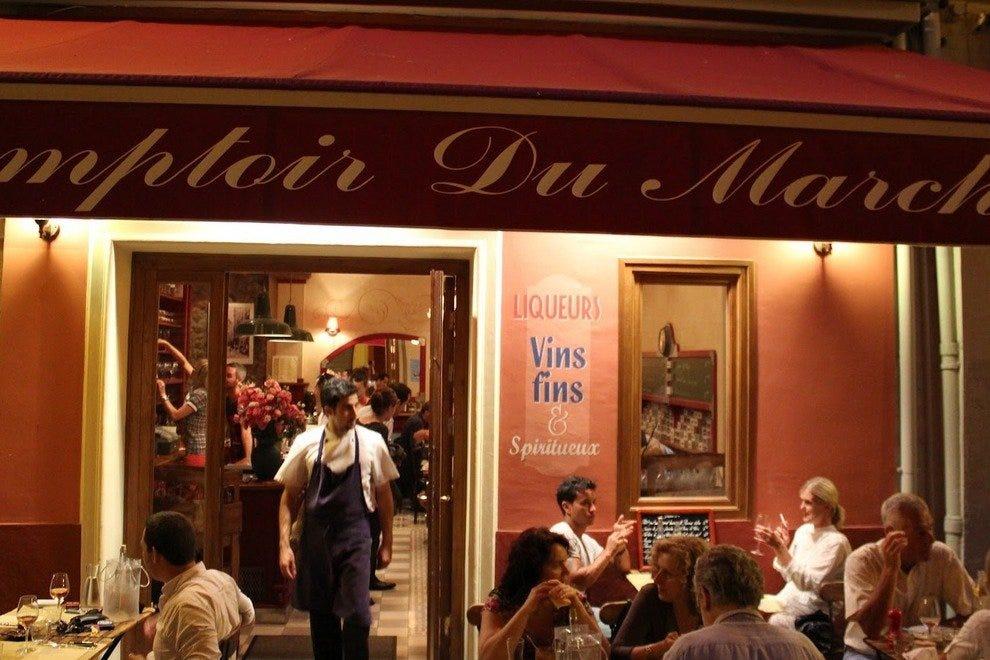 Best nice restaurants top 10best restaurant reviews - Le comptoir du marche nice ...
