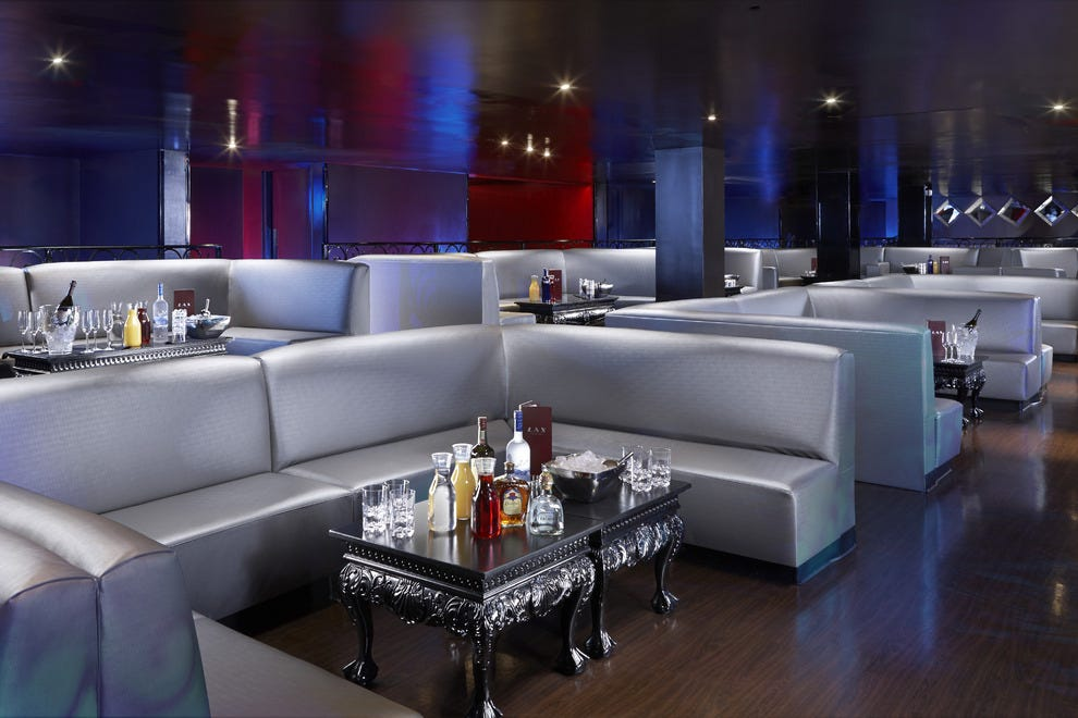 Las Vegas 39 Remodeled Lax Nightclub Soars To New Heights