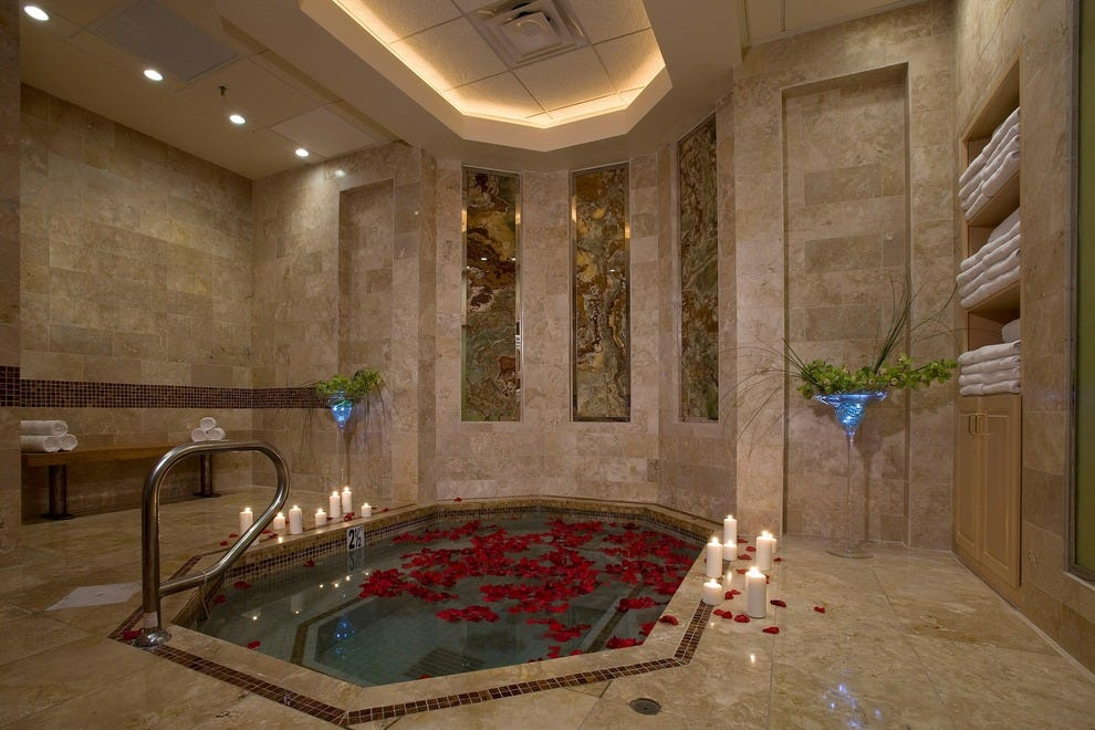 Rio spa salon offers the perfect las vegas antidote for Added touch salon