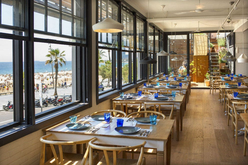 Barceloneta s best restaurants in barcelona