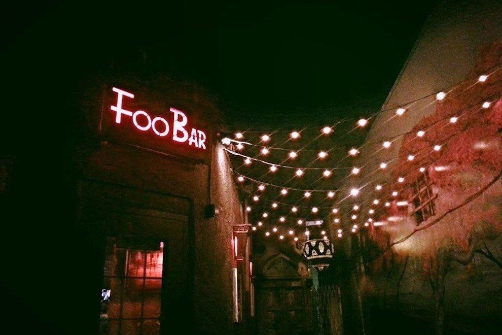Foo酒吧和莲花画廊