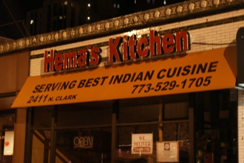 Hema S Kitchen Chicago Il Usa