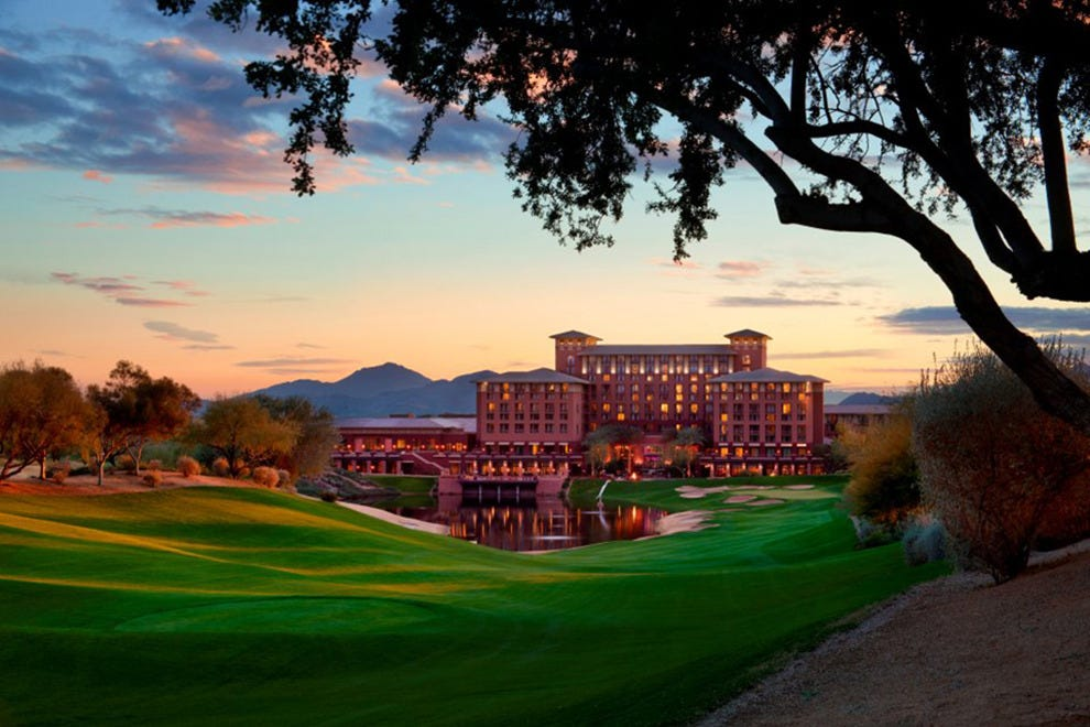 The Westin Kierland Resort is a luxurious oasis with a Babymoon package worth bragging about