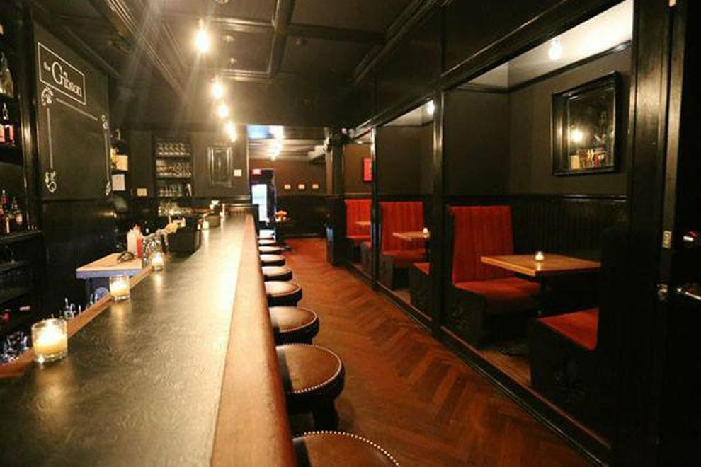 Don't miss out on speakeasy The Gibson in the U-Street neighborhood