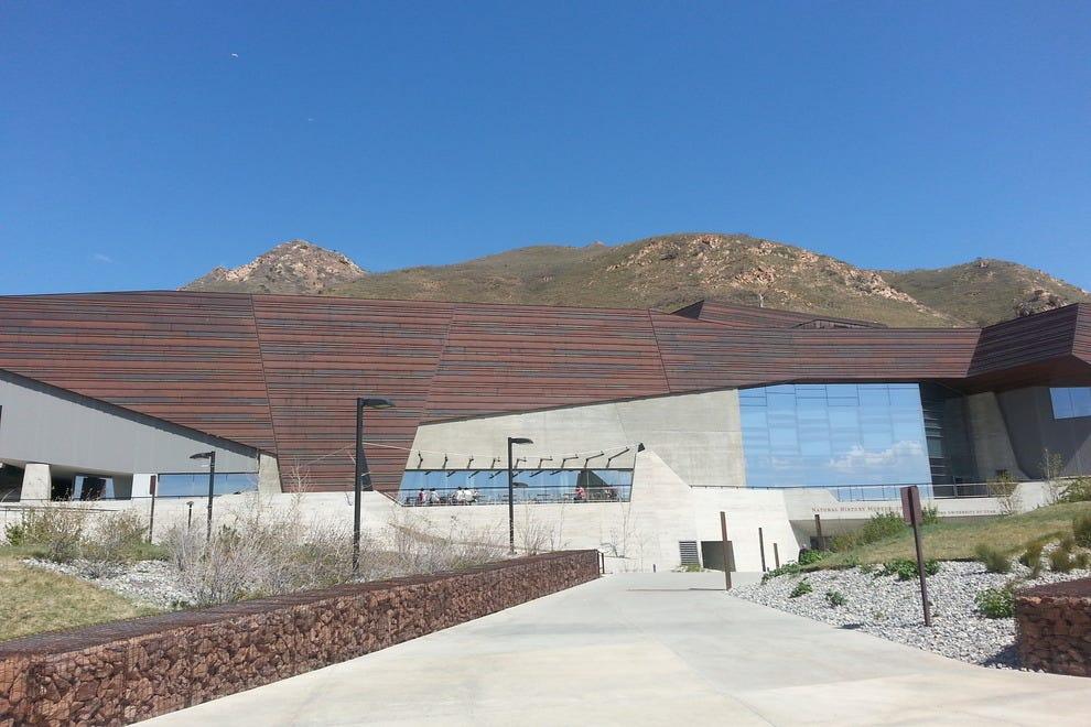 Museum Of Natural History Salt Lake City Ut