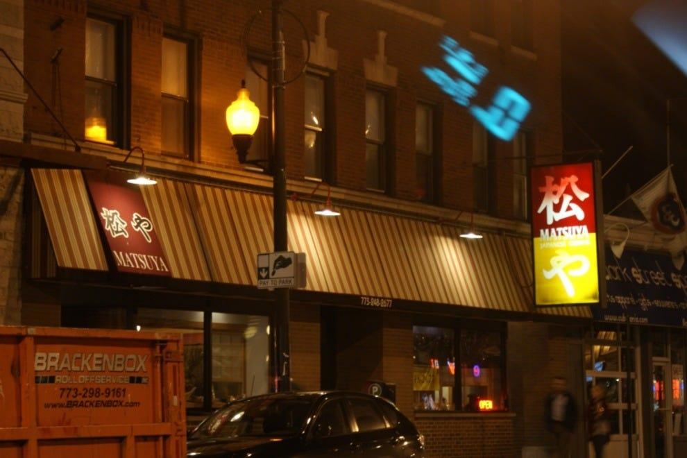 Best Asian Restaurants Chicago Il
