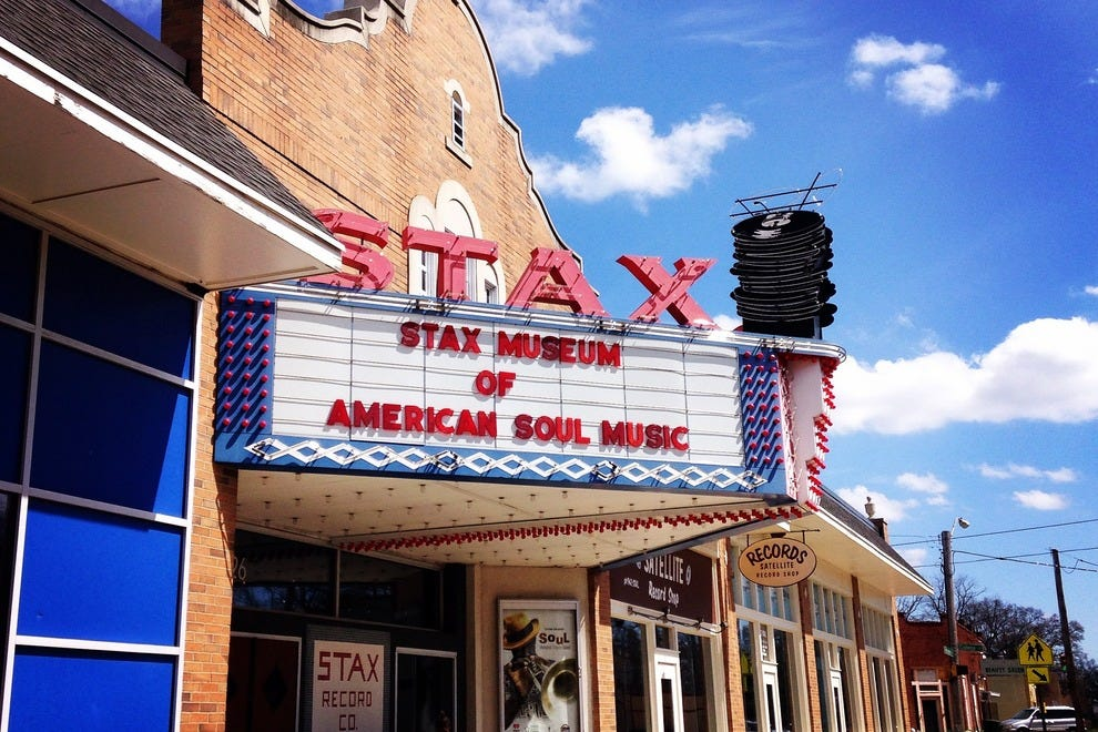 At Stax, visitors learn about the evolution of Southern soul and Memphis soul music.