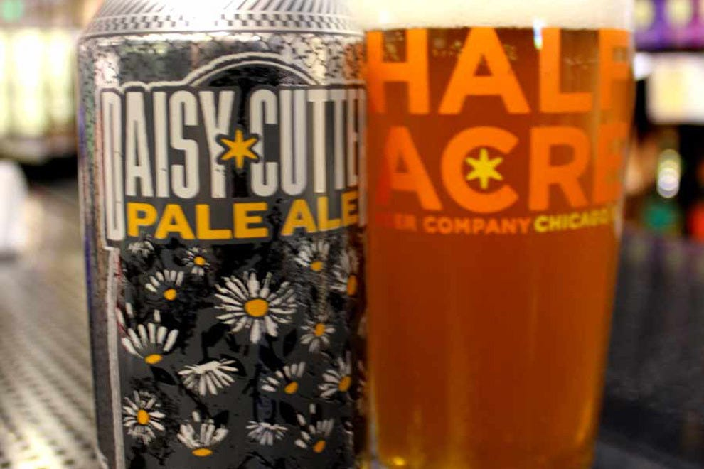 Daisy Cutter Pale Ale, Half Acre Brewing