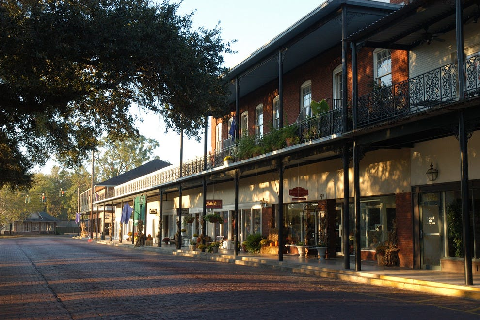 Image Gallery Old Small Southern Towns