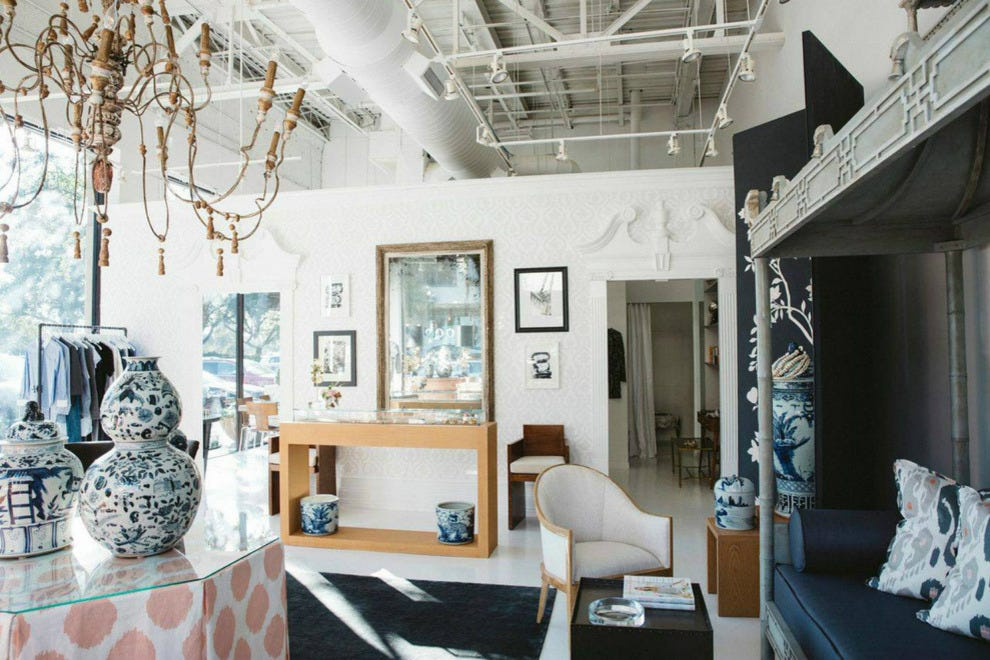Dallas design district 39 s best shopping shopping in dallas for Blueprint store dallas