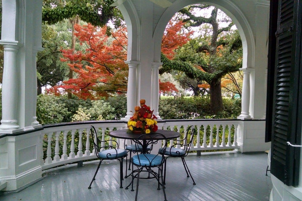 King George Bed And Breakfast Charleston Sc
