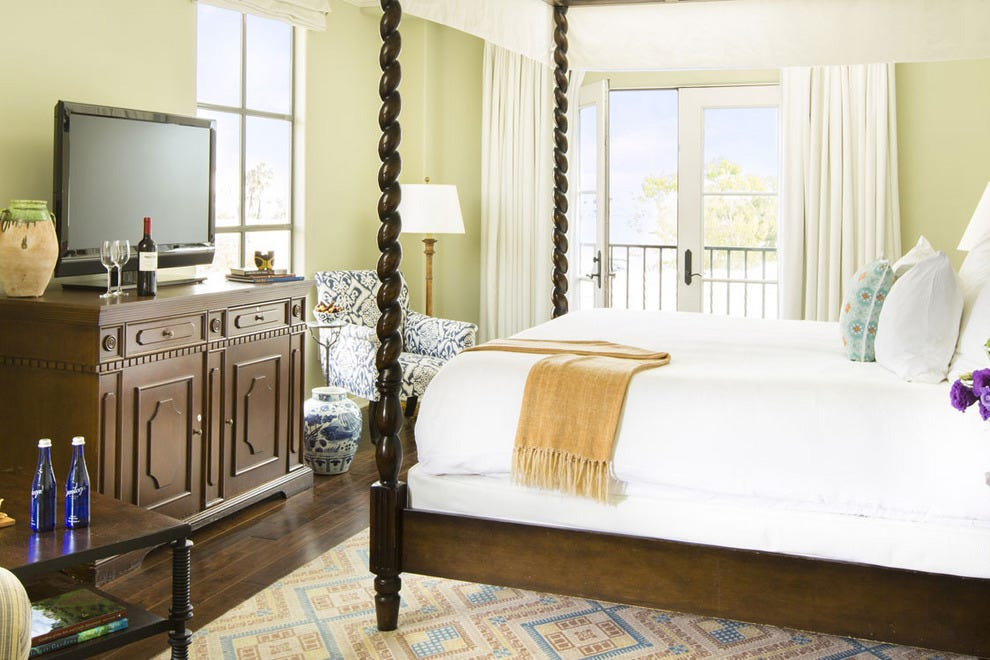 Indulge in a luxurious stay at Canary Hotel in Santa Barbara
