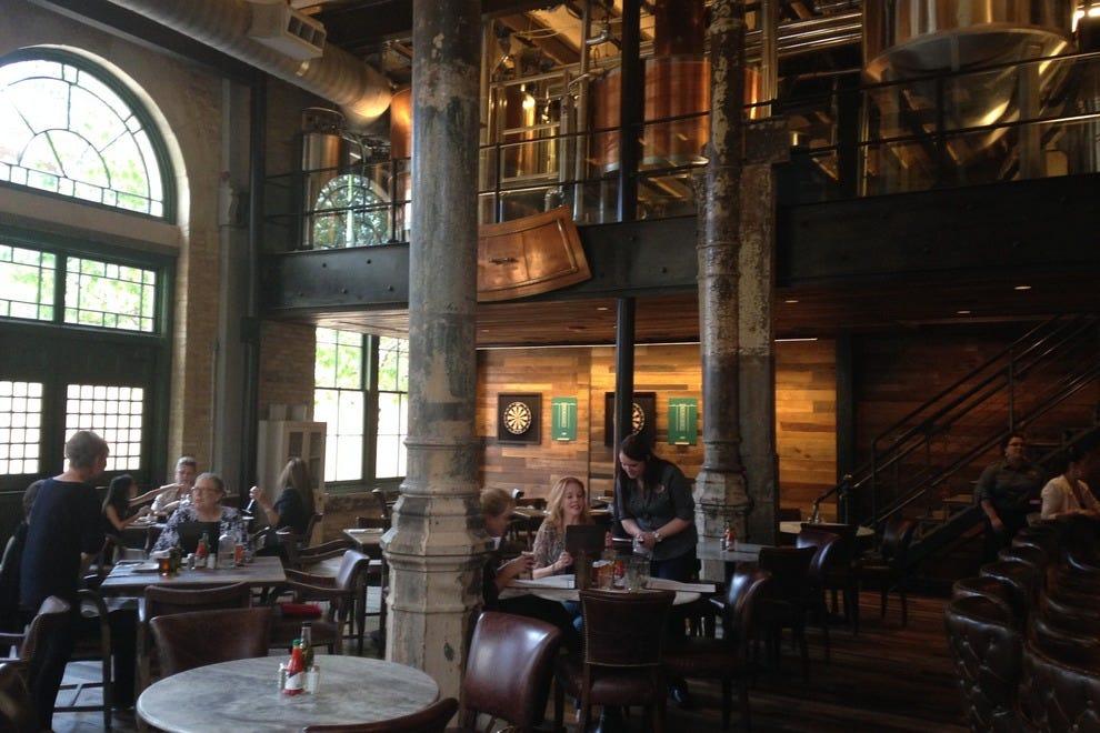 Luke Restaurant San Antonio