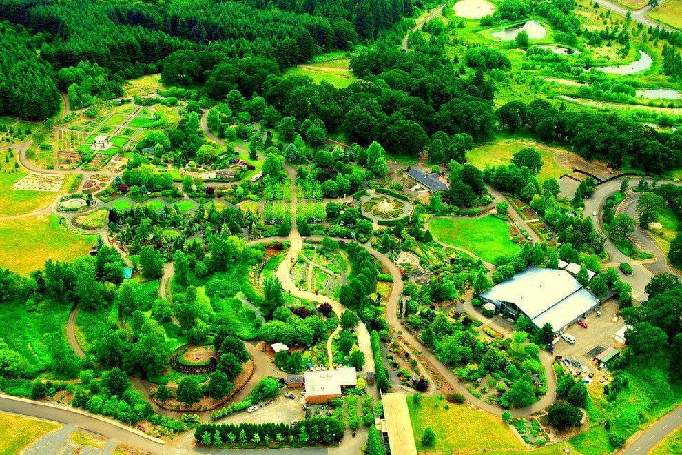 Oregon Garden: Portland Attractions Review - 10Best Experts and ...