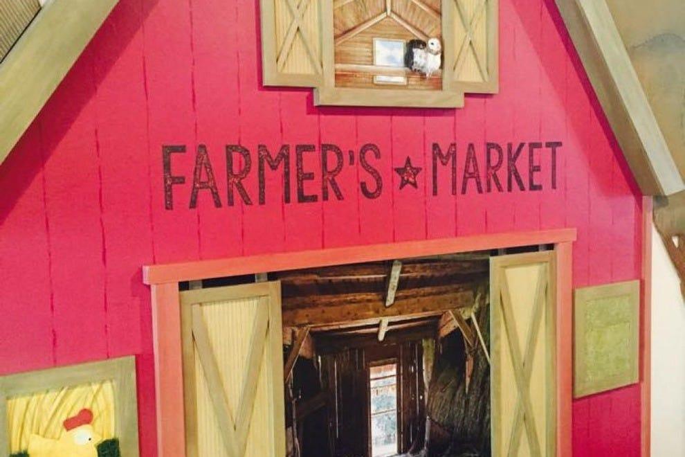图森北部山谷新开了一家儿童博物馆。