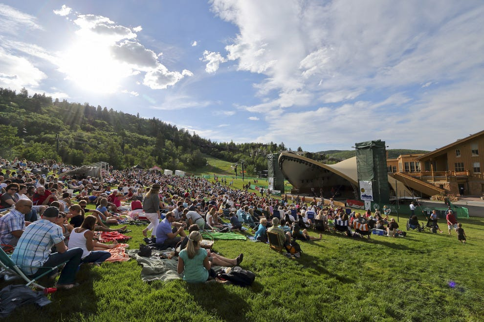 Snow Park Outdoor Amphitheater