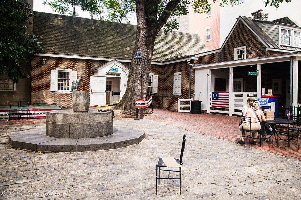 Betsy Ross House Philadelphia Attractions Review 10best Experts