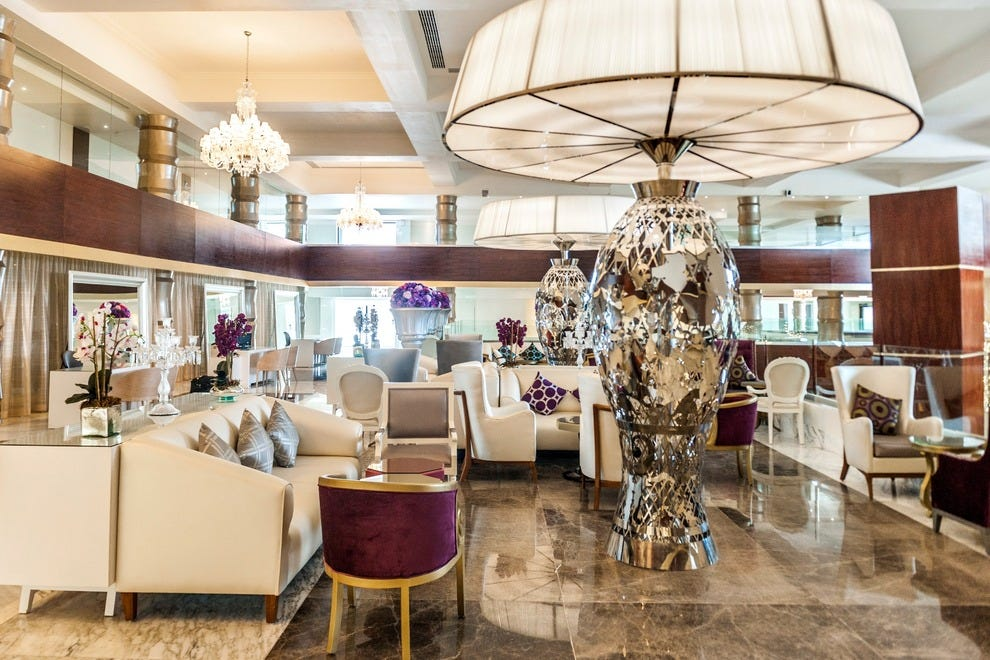 Moon Palace Golf  Spa Three FamilyFriendly Cancun Resorts in