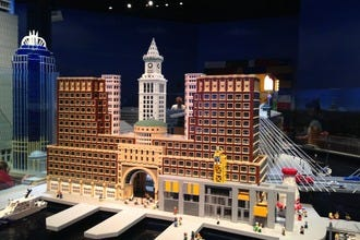 Legoland Discovery Center Offers Year-Round Family Fun in Boston